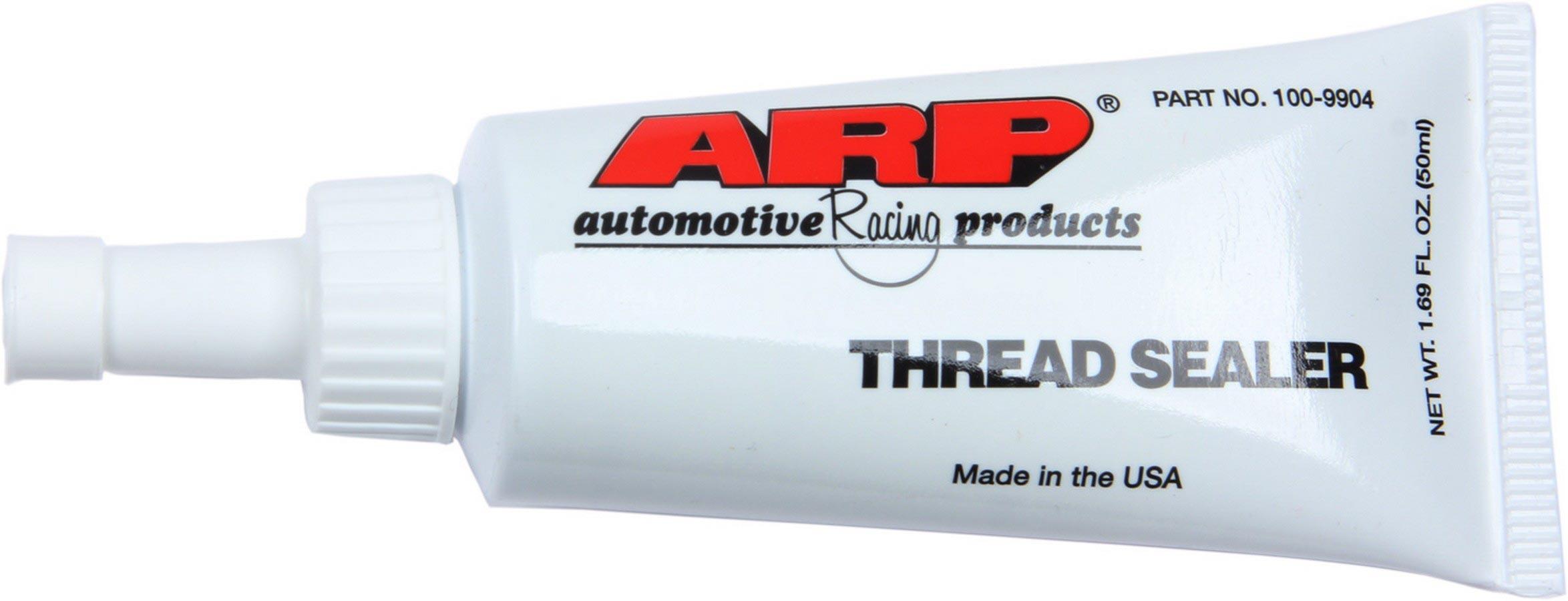ARP 100-9904 Thread Sealer, PTFE Base, Non-Drying, 1.69 oz Squeeze Tube, Each
