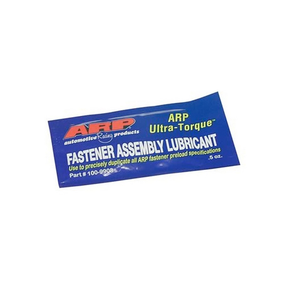 ARP 100-9908 Assembly Lubricant, Ultra Torque, 0.50 oz Packet, Each