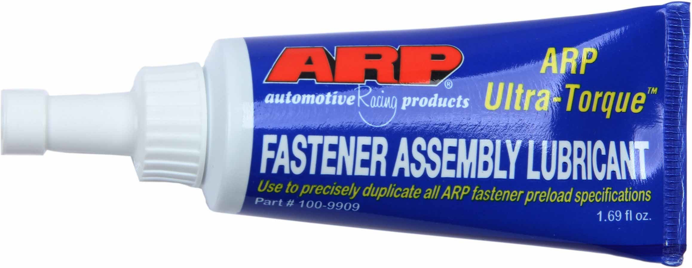ARP 100-9909 Assembly Lubricant, Ultra Torque, 1.69 oz Tube, Each