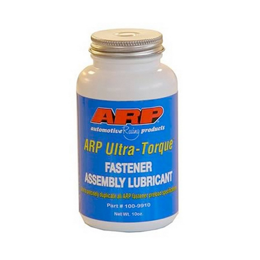 ARP 100-9910 Assembly Lubricant, Ultra Torque, 10.00 oz Brush Top Can, Each