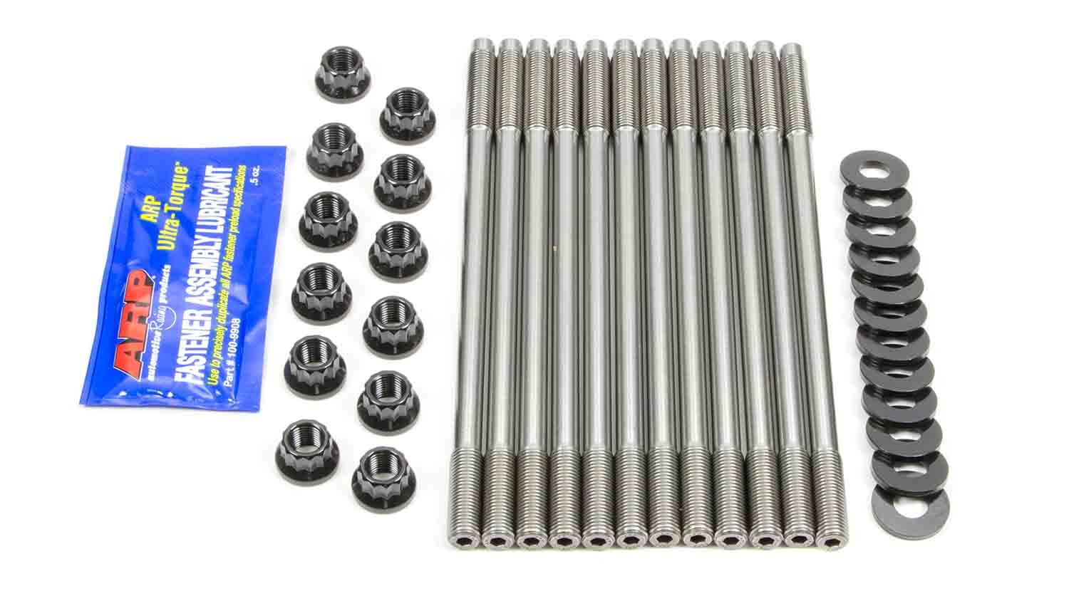 ARP 254-4705 12-Point Head Stud Kit for Small Block Ford