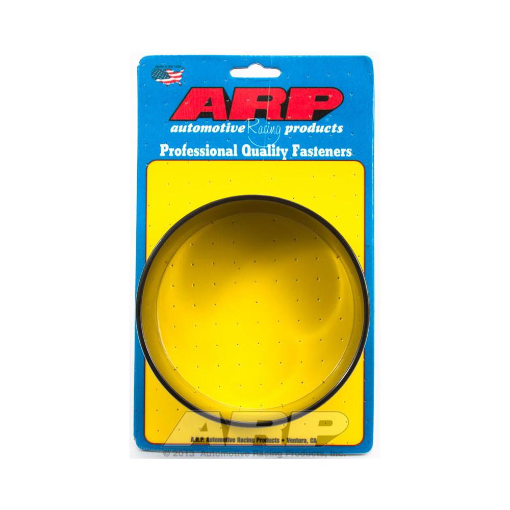 ARP 900-1350 Piston Ring Compressor, 4.1350 in Bore, Tapered, Billet Aluminum, Black Anodized, Each