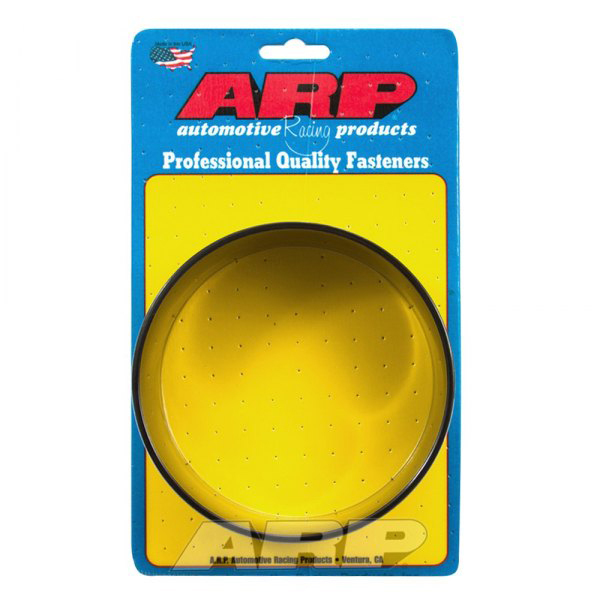 ARP 900-3200 Piston Ring Compressor, 4.320 in Bore, Tapered, Billet Aluminum, Black Anodized, Each