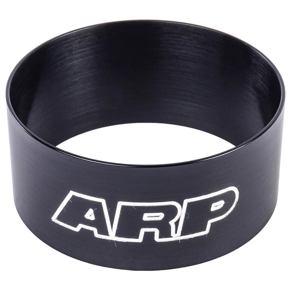 ARP 901-8150 Piston Ring Compressor, 81.5 mm Bore, Tapered, Billet Aluminum, Black Anodized, Each
