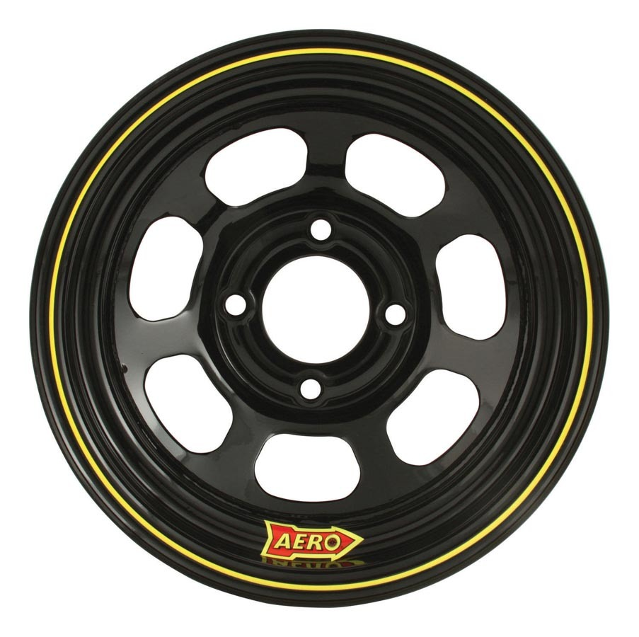 Aero Race 13x8 3in 4.50 Black  Wheel