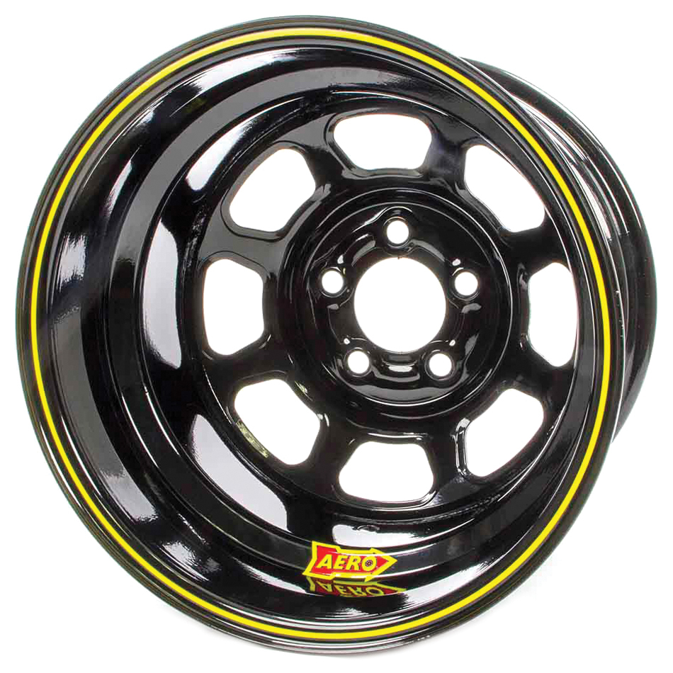 Aero Race 13x8 4in. 4.50 Black  Wheel