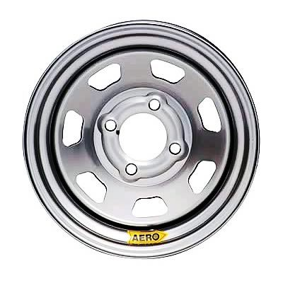 Aero Race 13x8 3in 4.50 Chrome  Wheel