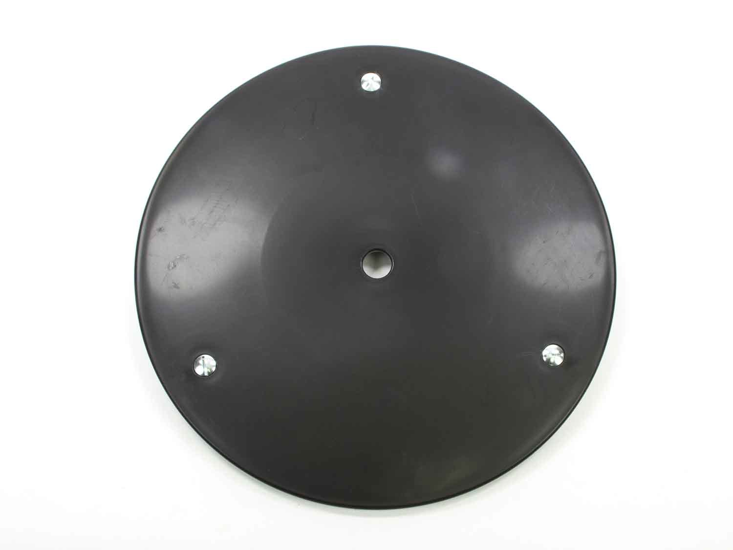 Aero Race 15in Mud Cover - Black  Wheel