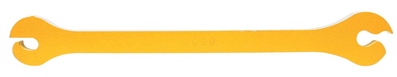 Aero Race Wheels 54-500005 Rim Wrench, Straightens Outer Edge, Steel, Yellow, Each