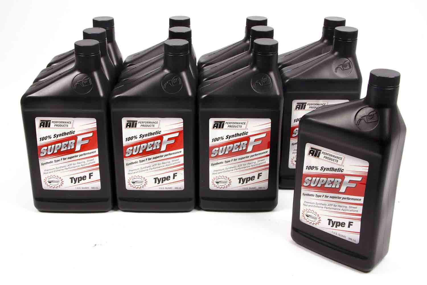 ATI Super F Transmission Fluid - Case (12)