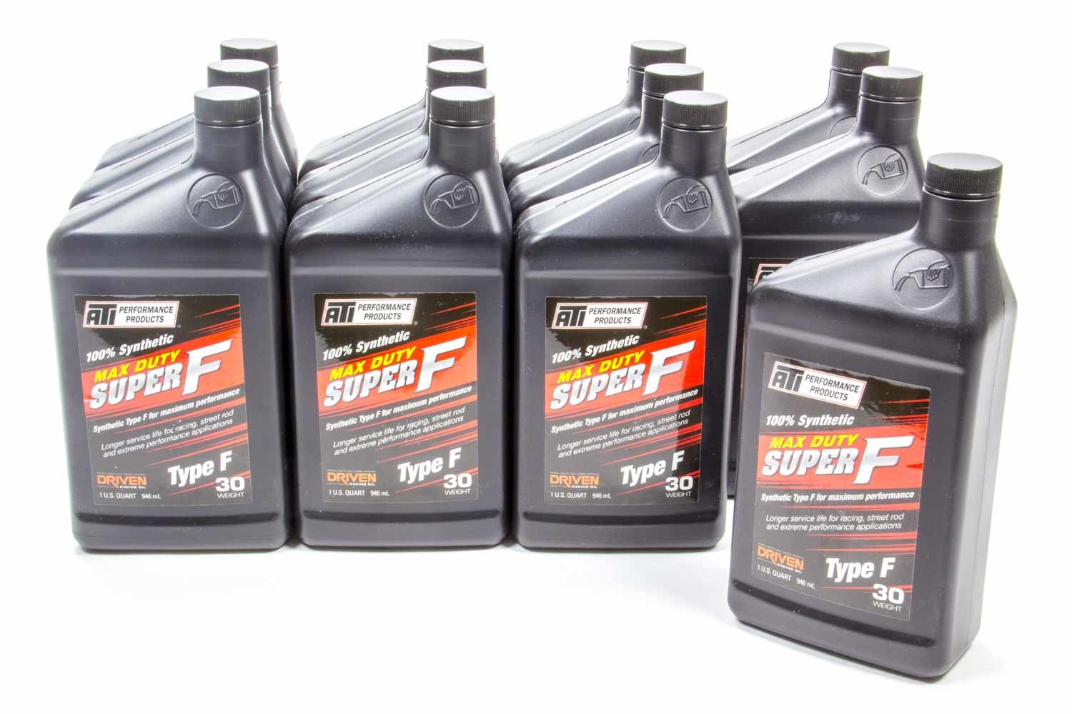 ATI Max Duty Super F Trans Fluid - Case of 12