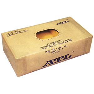 ATL Fuel Cells FB122E Fuel Cell Bladder, Super 100, 22 gal, Nut Ring / Gasket, Foam, Nylon, Kit