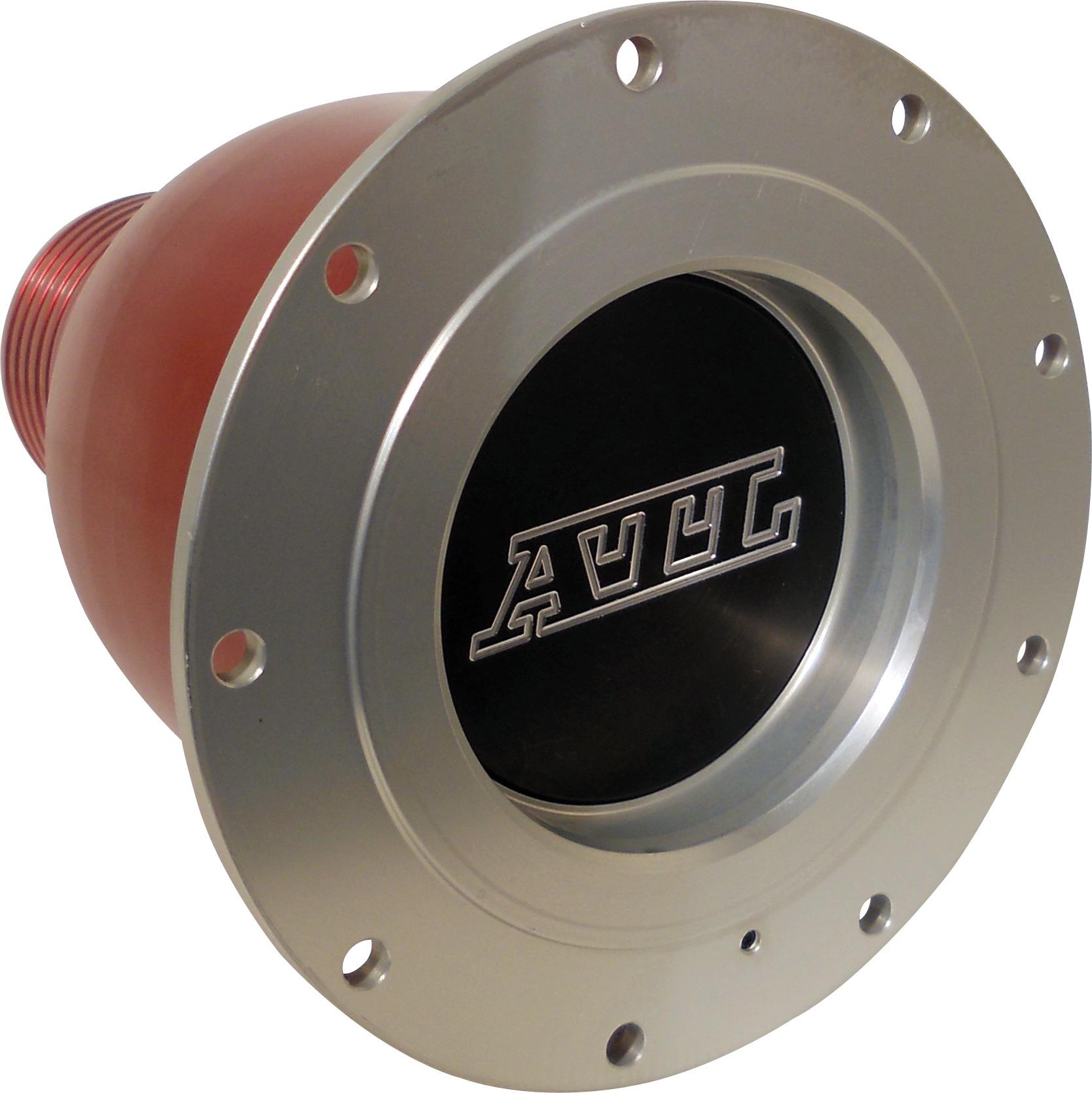ATL Fuel Cells RE182 Dry Break Valve, Female, Black, 2-1/4 in Hose, Each