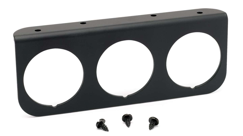 3-Hole Aluminum Panel
