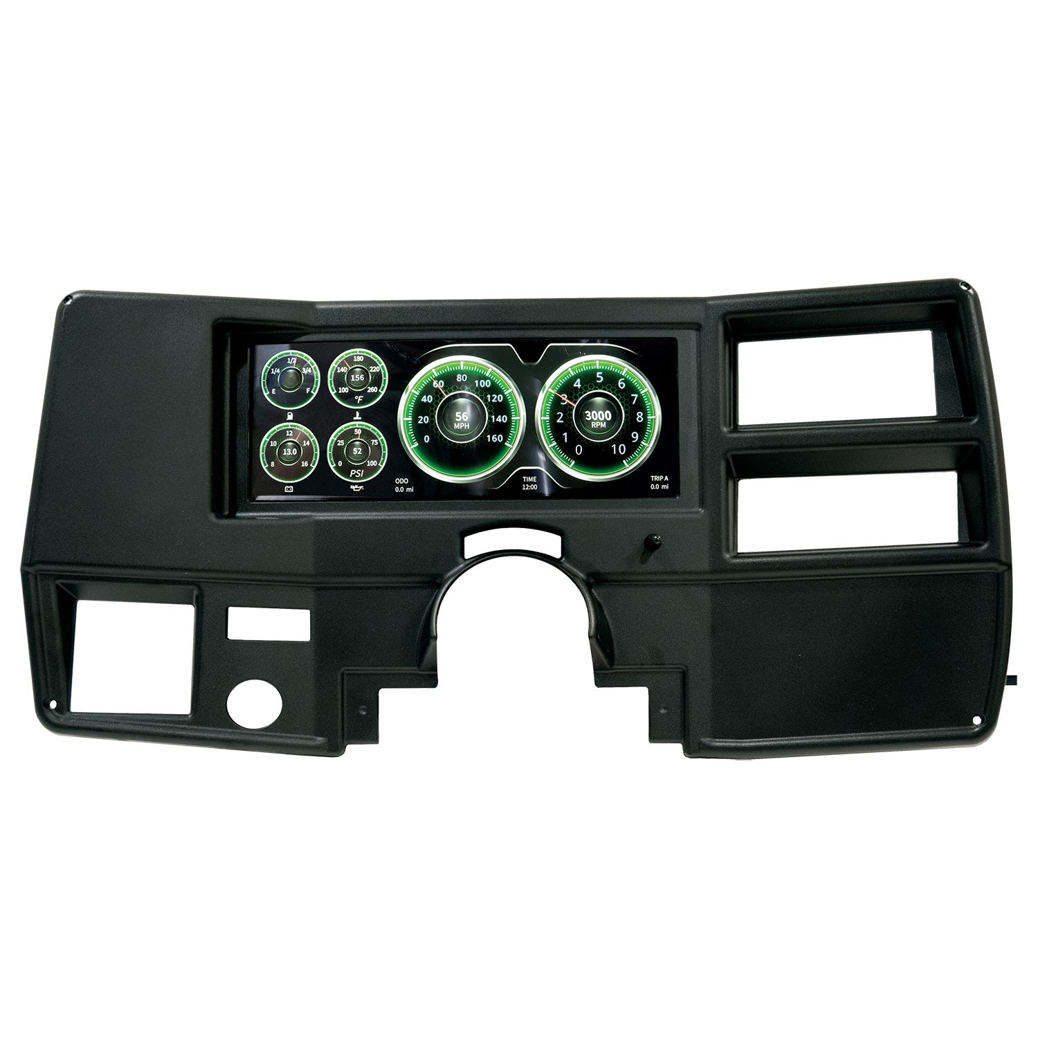 Auto Meter 7004 Digital Dash, Invision HD, 12.3 LCD Screen, Harness / Sensors, GM Fullsize Truck 1973-1987, Kit