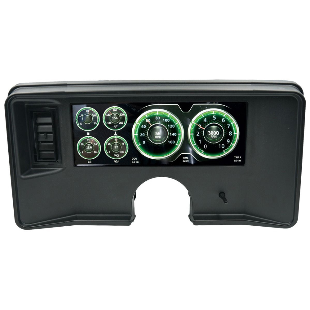 Auto Meter 7005 Digital Dash, Invision HD, 12.3 LCD Screen, Harness / Sensors, GM G-Body 1982-1987, Kit