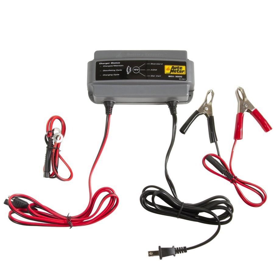 Battery Charger 12-Volt 3.0 Amps