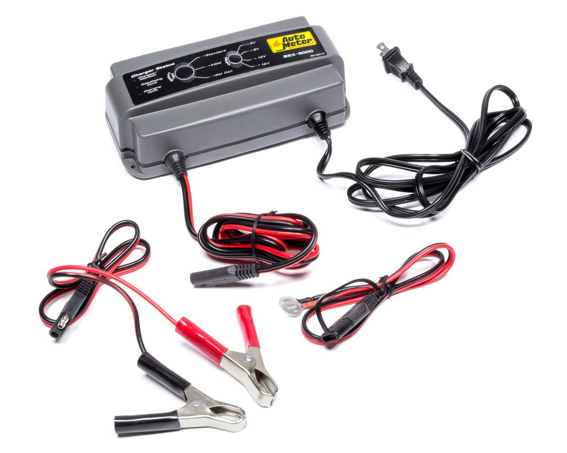 Battery Extender 5amp 6/8/12/16 Volts