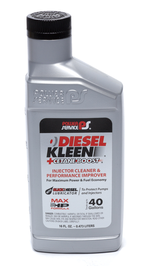Pwr Service Diesel 16oz Additive Max HP Blend