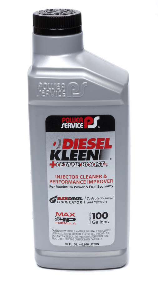 Pwr Service Diesel 32oz Additive Max HP Blend