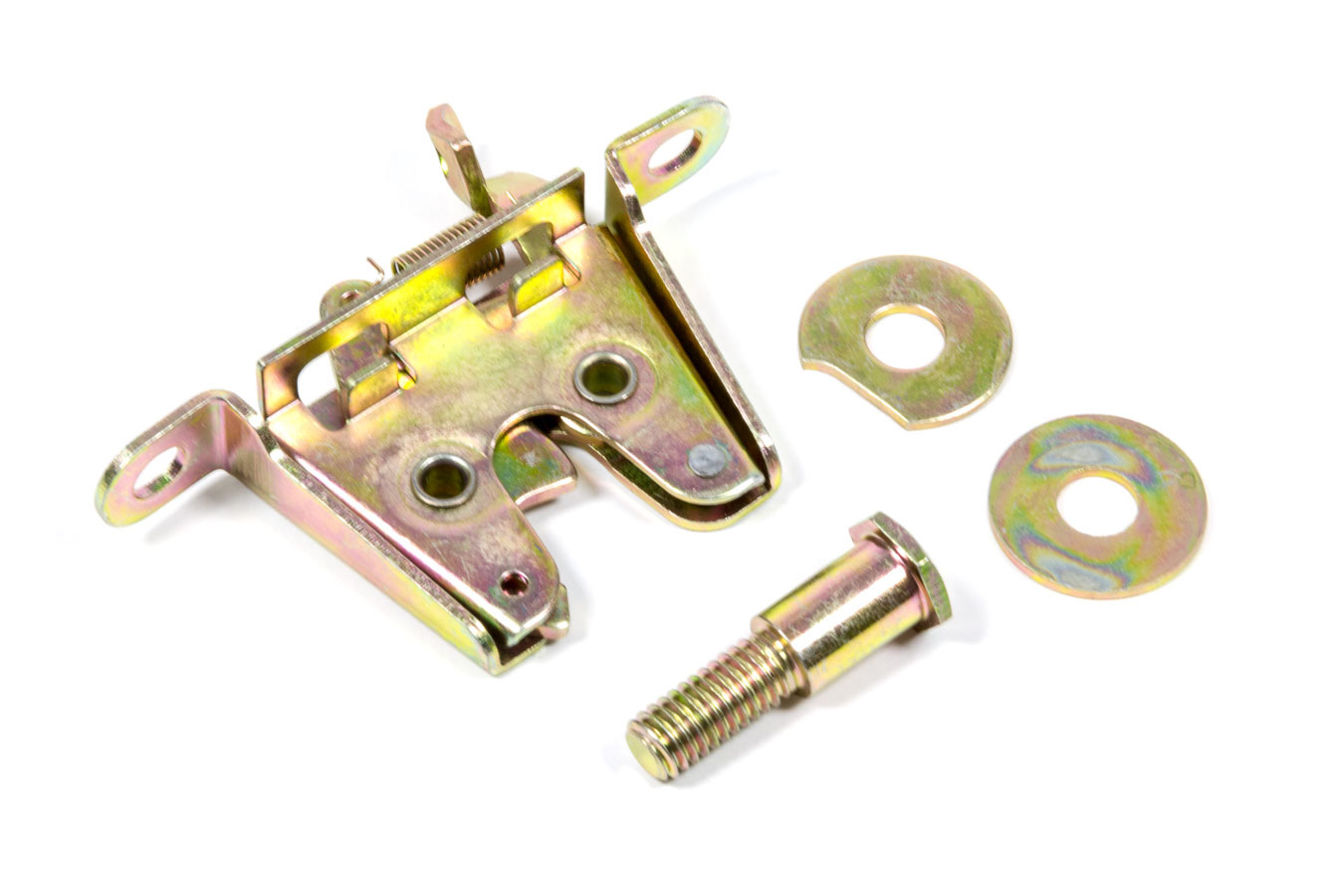 Small Trunk Latch and Stricker Bolt