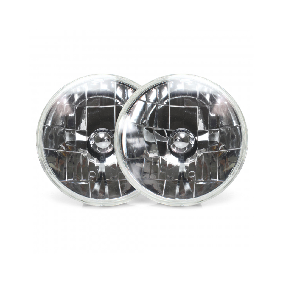 Snake-eye 7 Inch Halogen Lens Assembly Pair