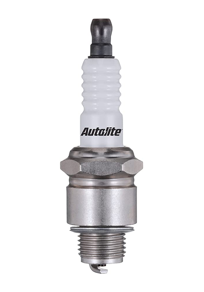 Autolite 216 Spark Plug, 14 mm Thread, 0.437 in Reach, Gasket Seat, Non-Resistor, Each