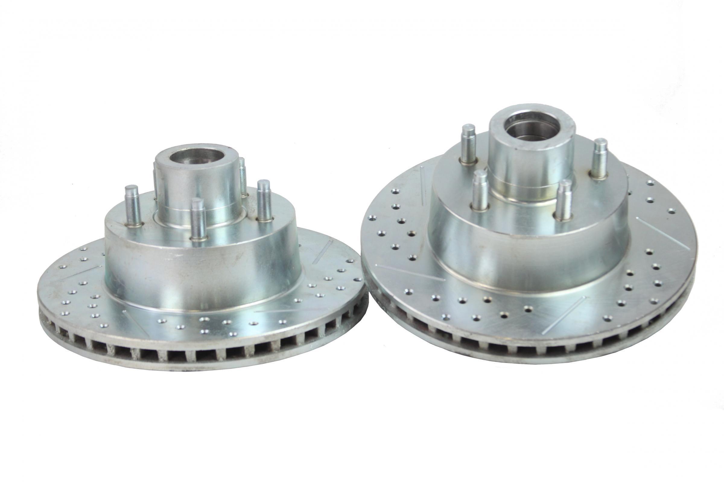 BAER Sport Rotors - Fron t Pair