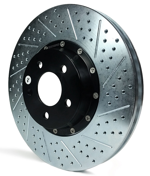 EradiSpeed+ Front Rotors