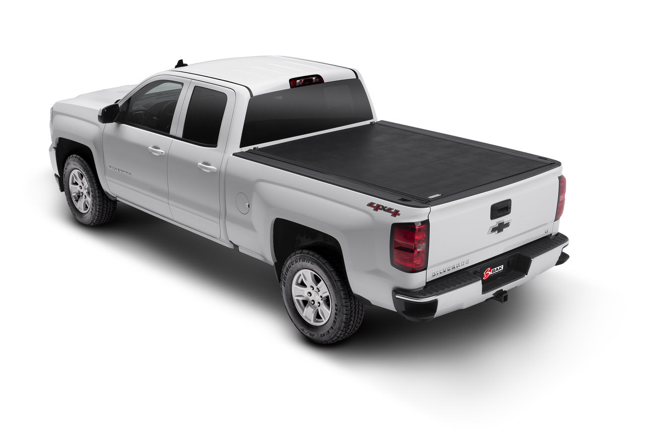 Revolver X2 14-   GM P/U 5ft 8in Bed Tonneau