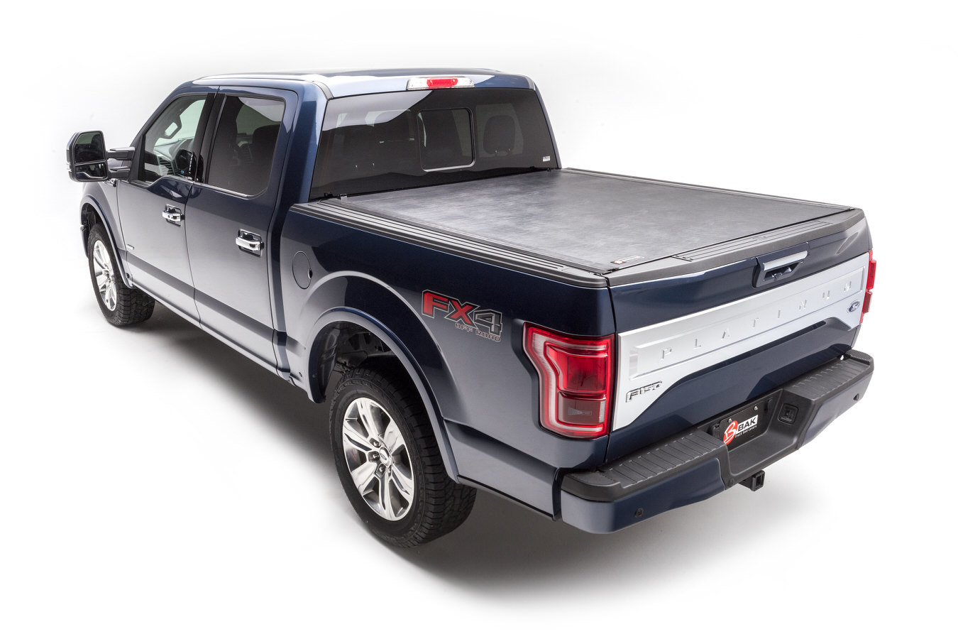 Revolver X2 04-14 Ford F 150 5ft 6in Bed Tonneau