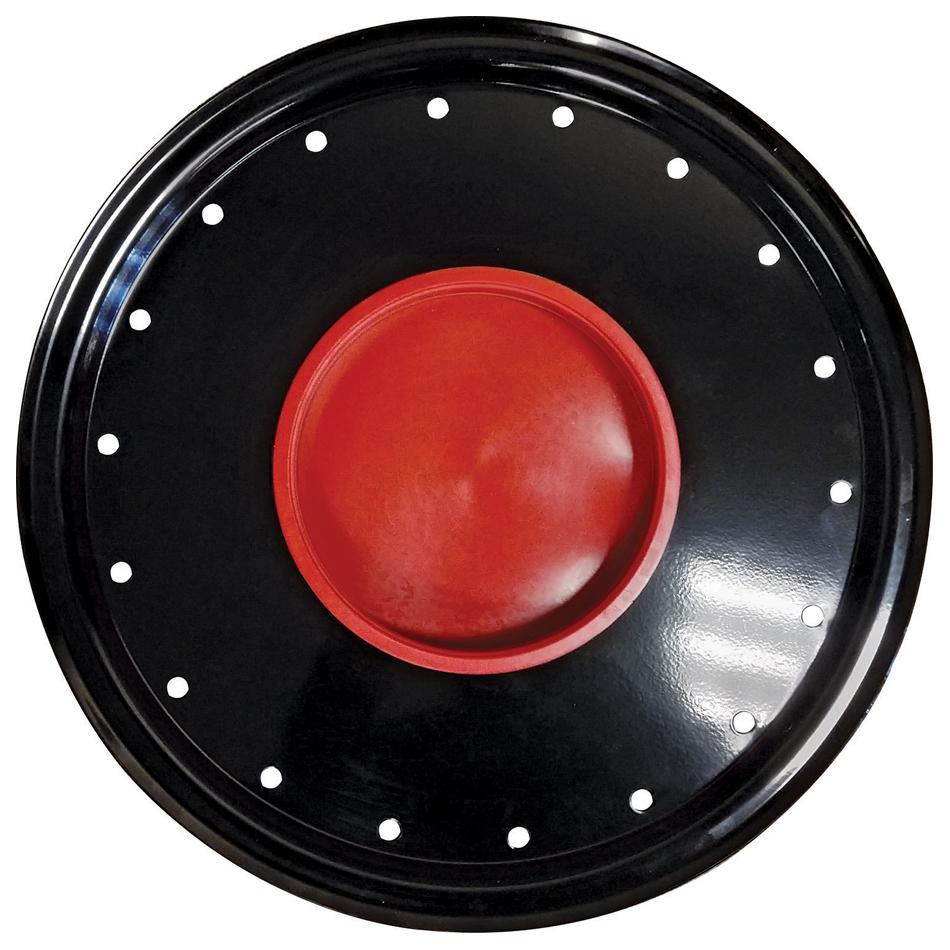 Wheel Cover Black Full Metal Jacket