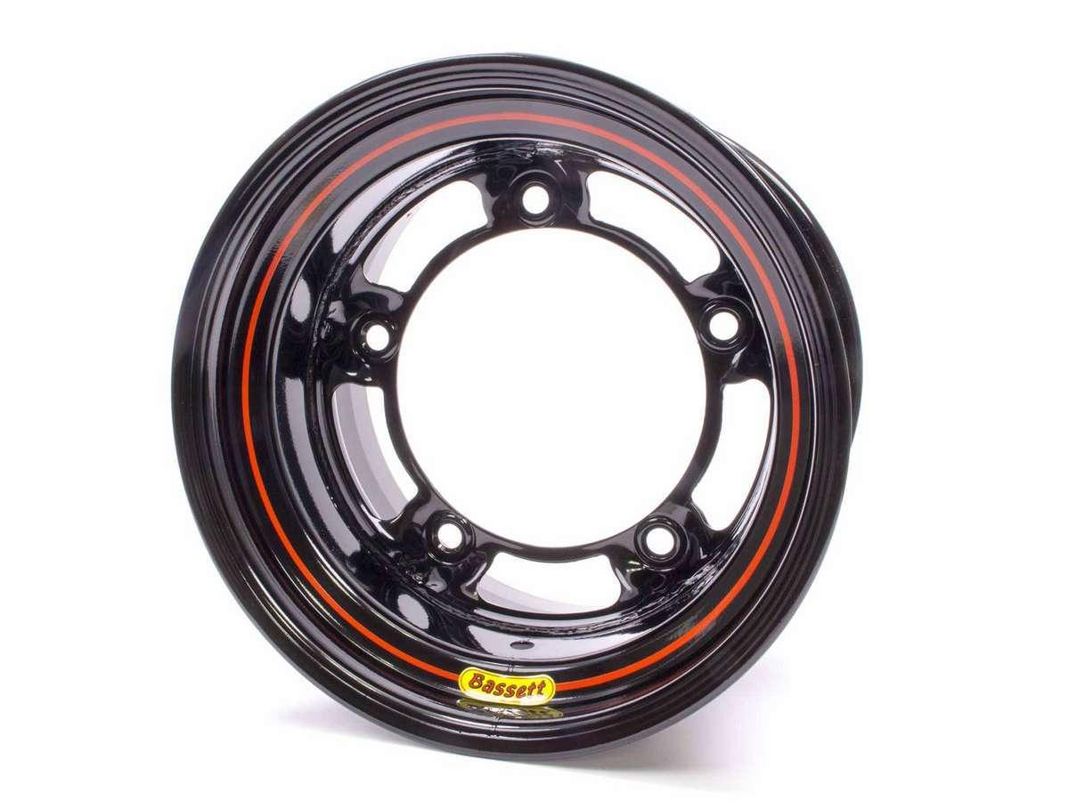 Bassett 15x10 W/5 Black Spun