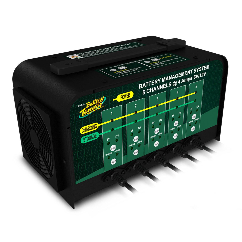 Battery Tender 12V 2Amp 5 Bank Charger