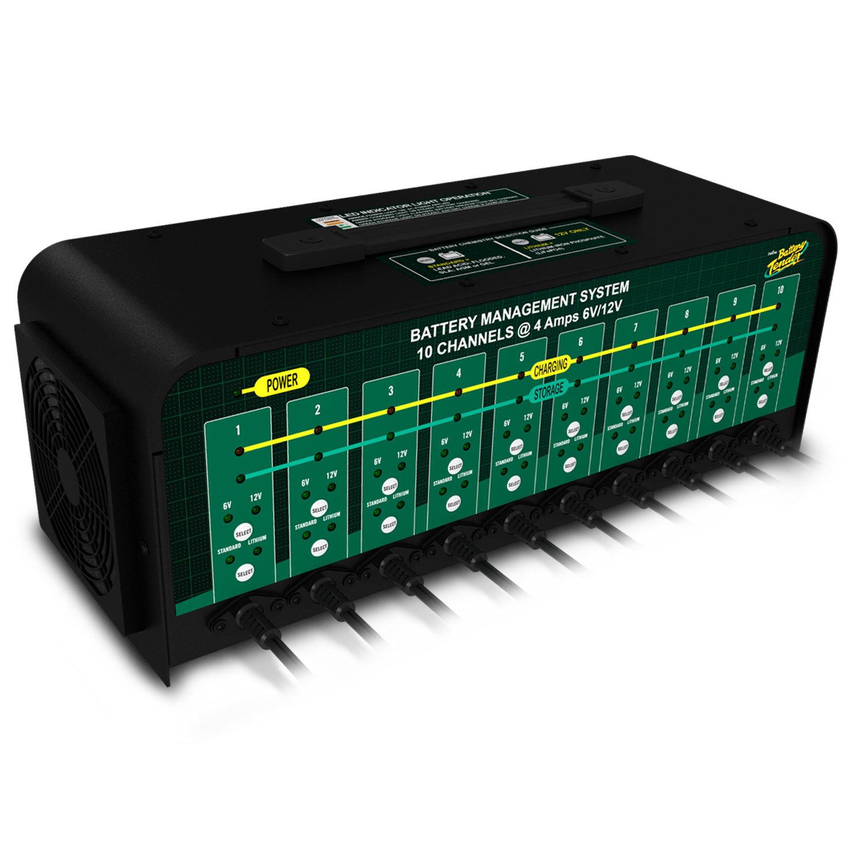 Battery Tender 12V 2Amp 10 Bank Charger