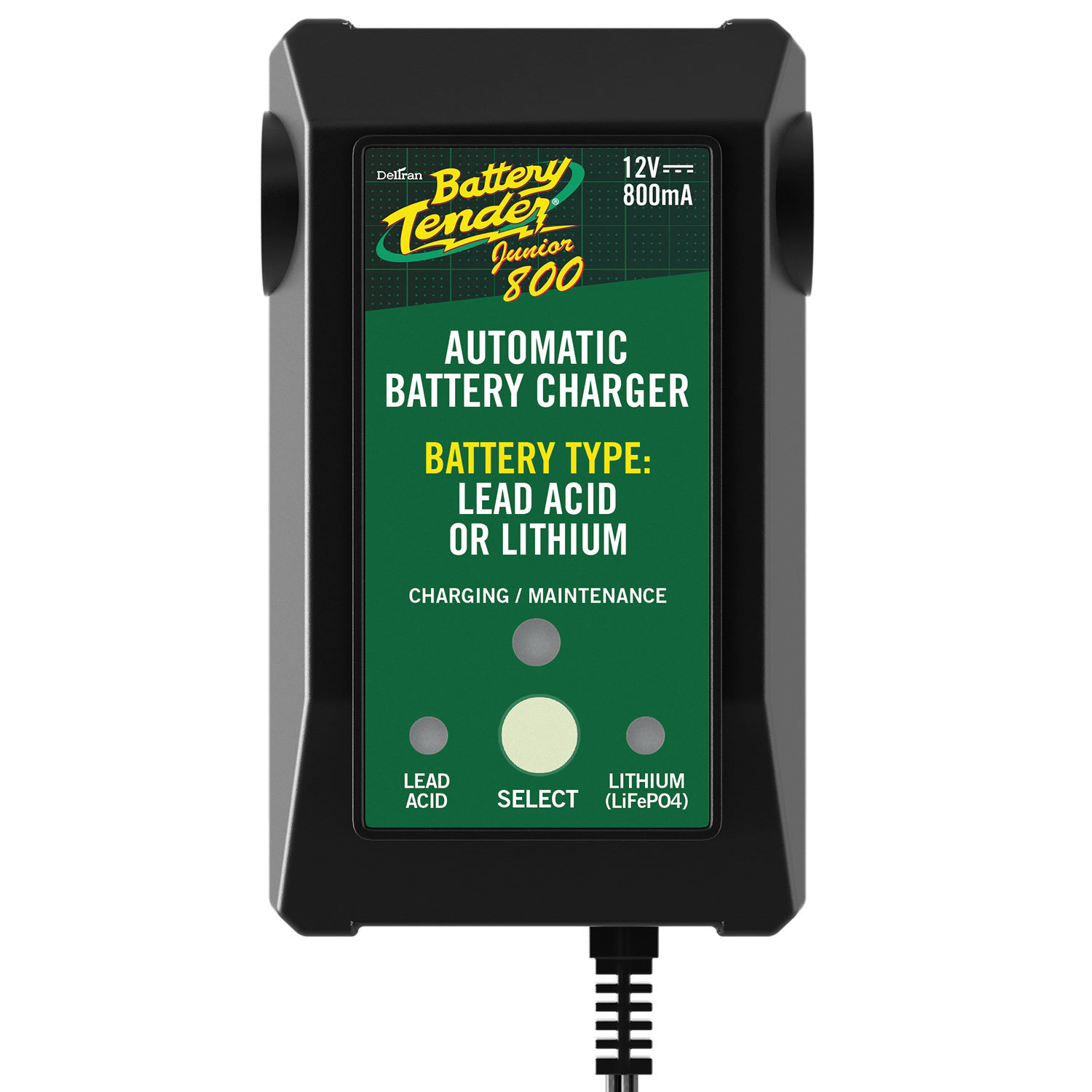 Battery Tender Jr. Acid/ Lithium Compatitable