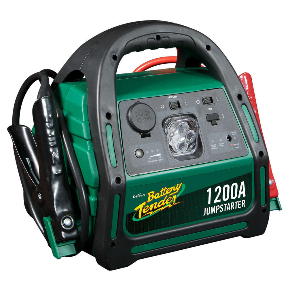 1200A Portable Jump Starter