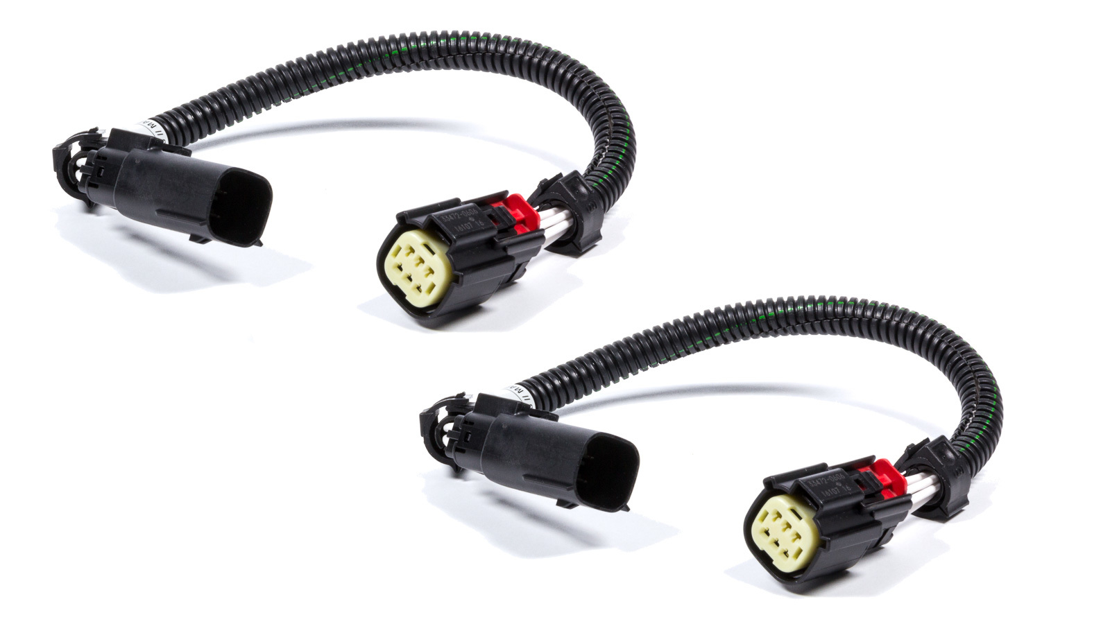 BBK Performance 1119 Oxygen Sensor Extension, Front, 12 in Long, Ford Coyote, Ford Mustang 2015-16, Pair