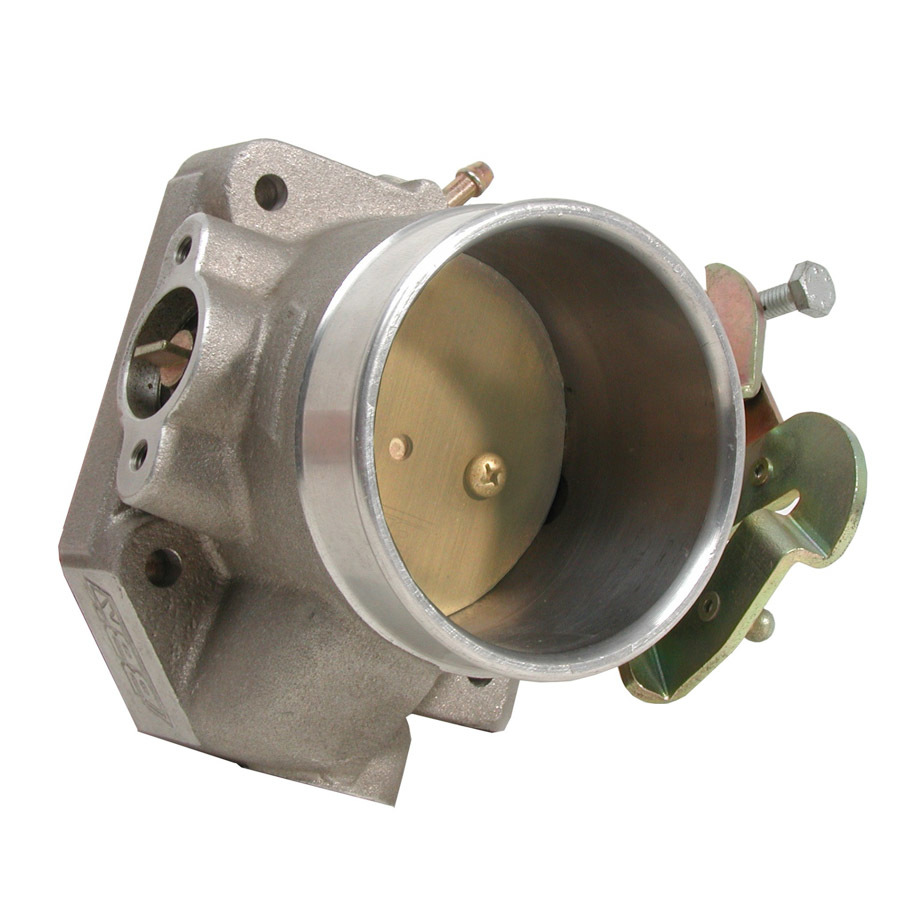 BBK Performance 1580 Throttle Body, Power Plus, Stock Flange, 66 mm Single Blade, Aluminum, Natural, Ford V6, Ford Compact SUV / Truck 1989-2001, Each