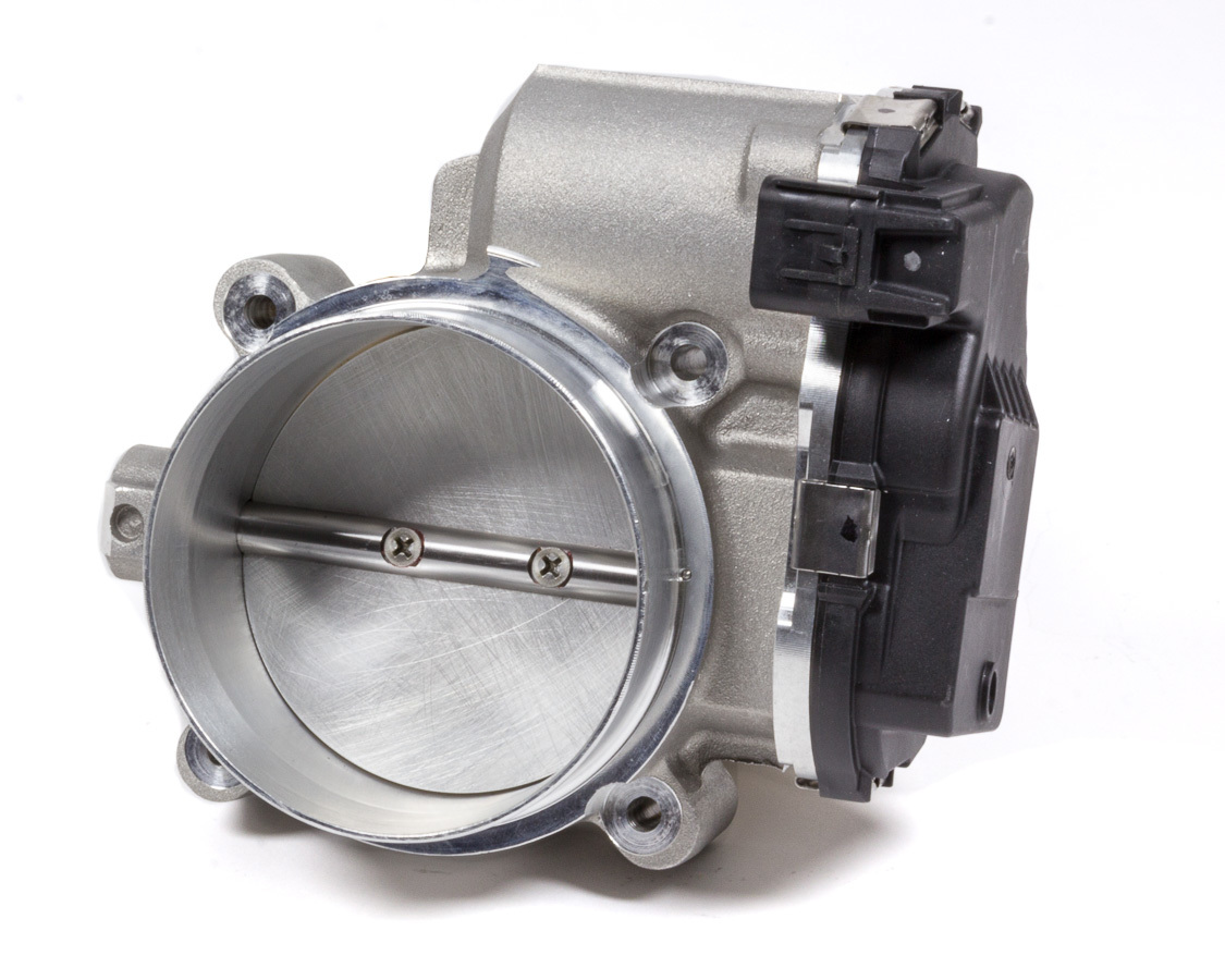 BBK Performance 1842 Throttle Body, Power Plus, Stock Flange, 85 mm Single Blade, Aluminum, Natural, Mopar Gen III Hemi, Mopar LC-Body 2013-16, Each
