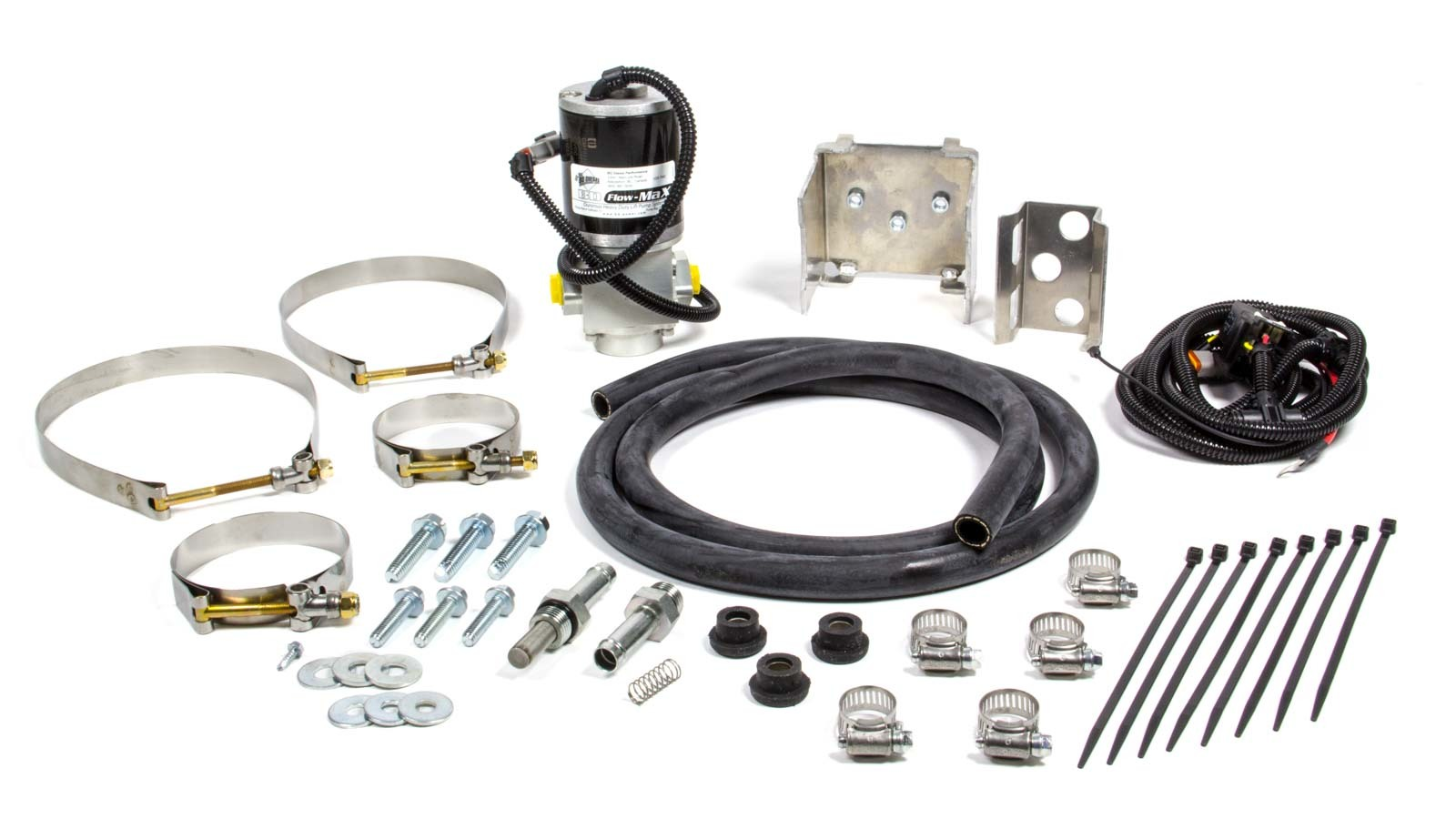 Lift Pump Kit 01-12 GM 6.6L