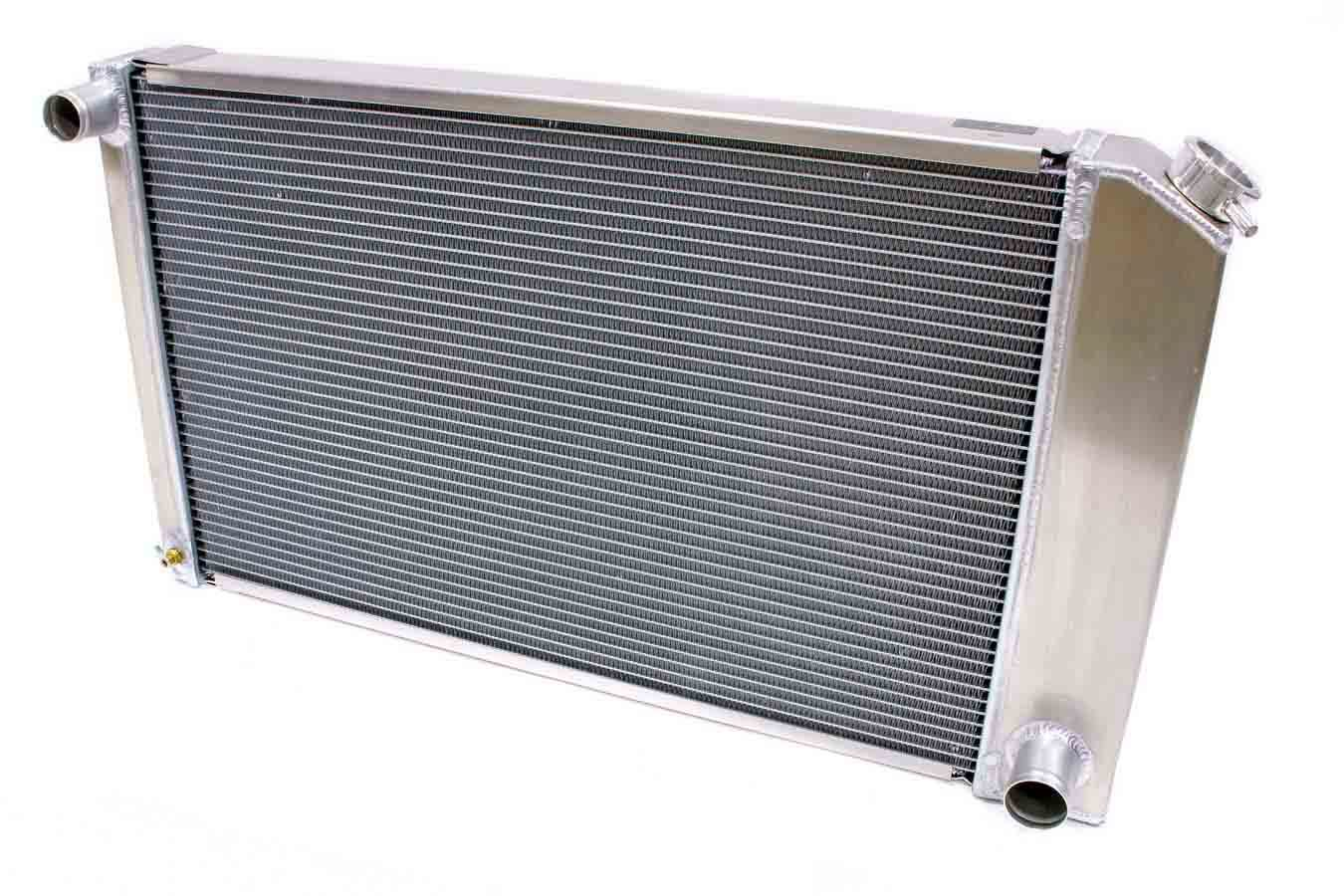68-77 Chevelle Radiator All W/Manual Trans