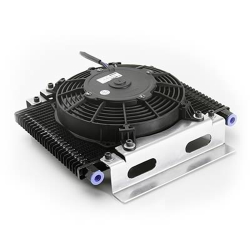 Transmission Cooler w/Fan Module