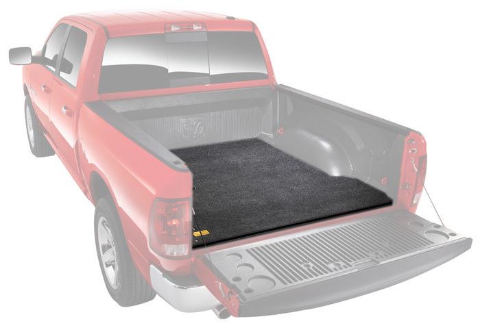Bedrug Bed Mat 05- Nissan Frontier 5ft Bed