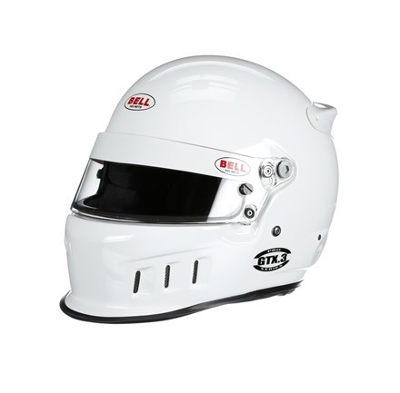 GTX3 Helmet White 7 1/8 SA15