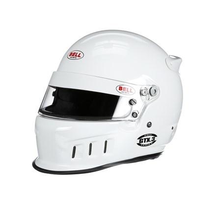 GTX3 Helmet White 7 1/2 SA15