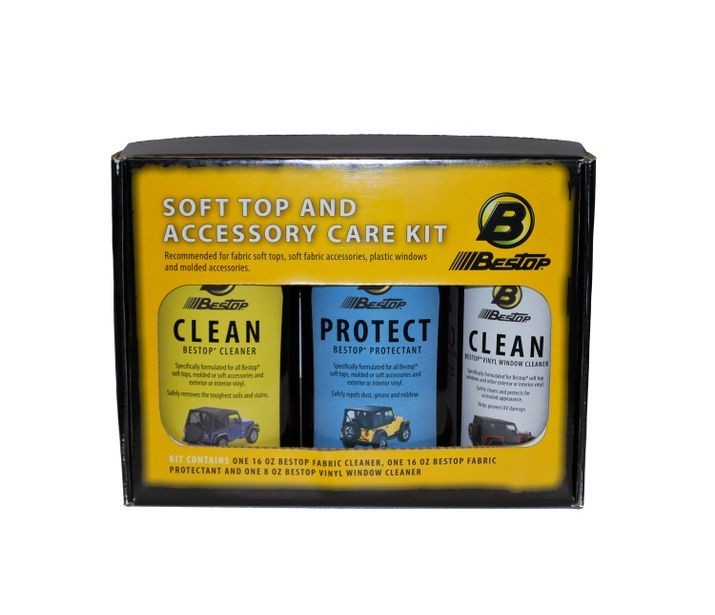 Cleaner & Protectant Pack