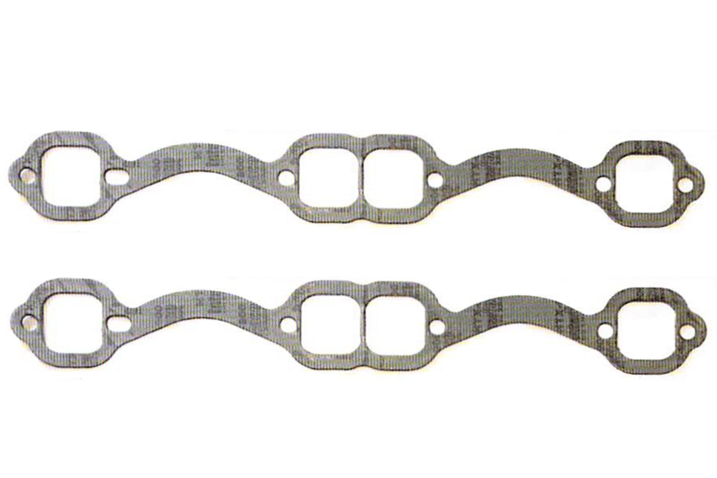 Exhaust Gasket SBC 23 Small Port (Pair)
