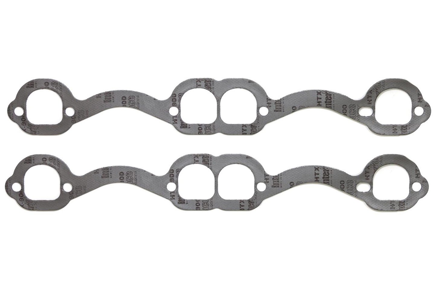 Small Block Chevy D-Port Exhaust Gaskets
