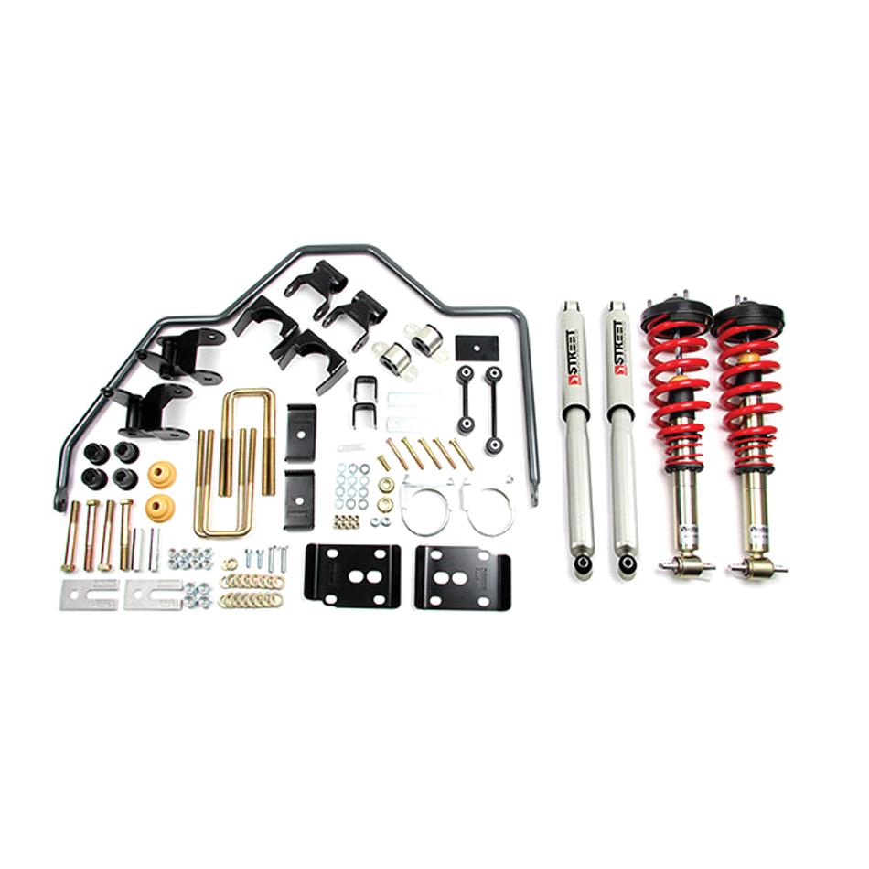 Performance Handling Kit 16.5-17 GM P/U Short Bed